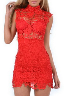 Фото Гипюровое платье Sexy Ajore Dress: dr21727-3