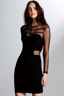 Фото Мини-платье Mini Style Dress  код: dr22450