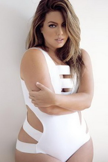 Фото Купальник Plus Size Swimwear  код: sw41405